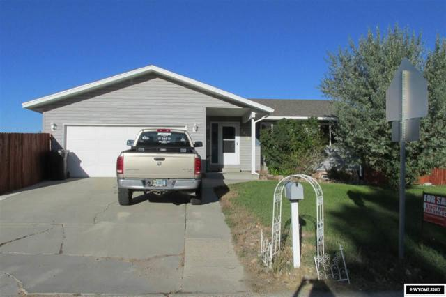 1455 East Teton Boulevard, Green River, WY 82935 (MLS #20176099) :: Real Estate Leaders