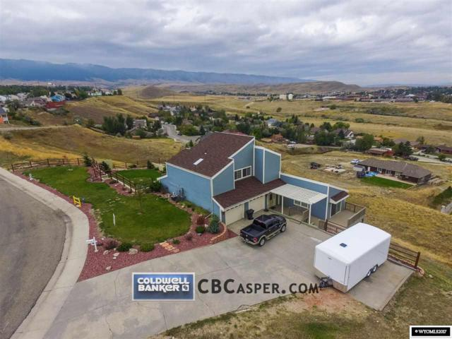 4110 S Center, Casper, WY 82601 (MLS #20176129) :: Lisa Burridge & Associates Real Estate