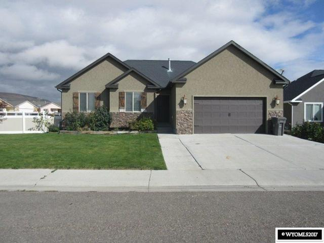3449 Darlington Avenue, Rock Springs, WY 82901 (MLS #20176142) :: Real Estate Leaders