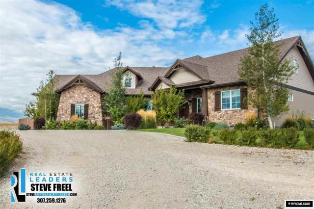 1140 Morado Drive, Casper, WY 82609 (MLS #20176170) :: Real Estate Leaders