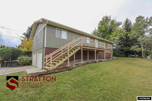 2201 Brentwood Drive, Casper, WY 82604 (MLS #20176210) :: RE/MAX The Group