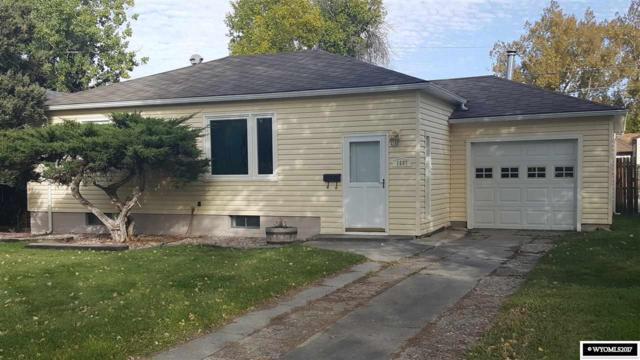 1607 Westridge Way, Casper, WY 82604 (MLS #20176247) :: RE/MAX The Group
