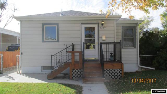 1254 S Conwell, Casper, WY 82601 (MLS #20176267) :: RE/MAX The Group