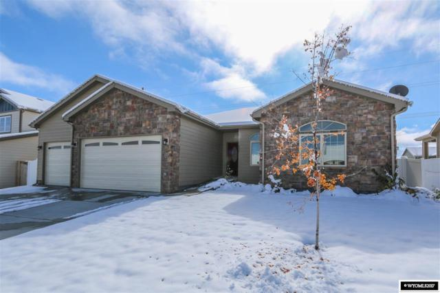4321 Stout, Casper, WY 82609 (MLS #20176299) :: RE/MAX The Group