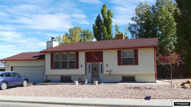 1220 Church View Drive, Green River, WY 82935 (MLS #20176319) :: Real Estate Leaders