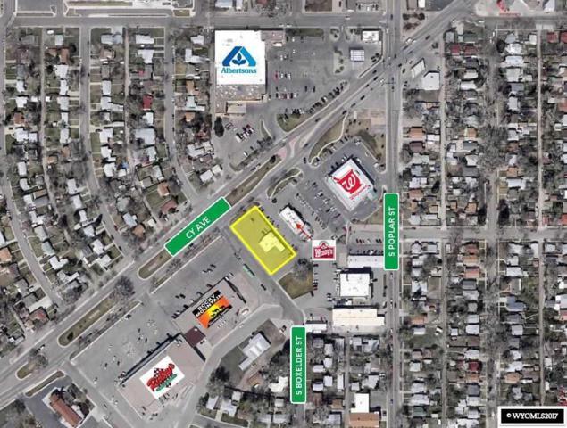 1151 Cy Avenue, Casper, WY 82601 (MLS #20176323) :: RE/MAX The Group