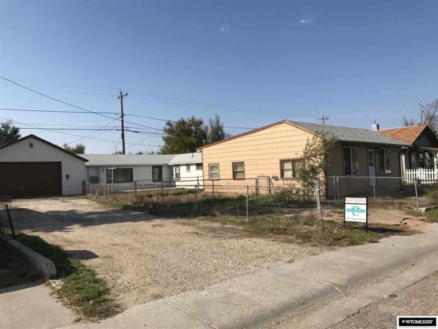 810 & 812 N Park Street, Casper, WY 82604 (MLS #20176371) :: Real Estate Leaders