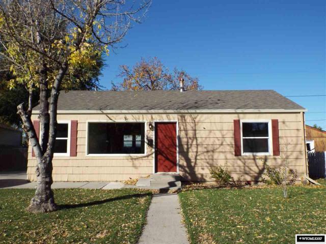 1334 Birch Street, Casper, WY 82604 (MLS #20176378) :: RE/MAX The Group