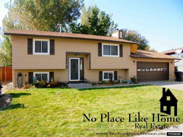 2076 Fontenelle, Casper, WY 82604 (MLS #20176392) :: RE/MAX The Group