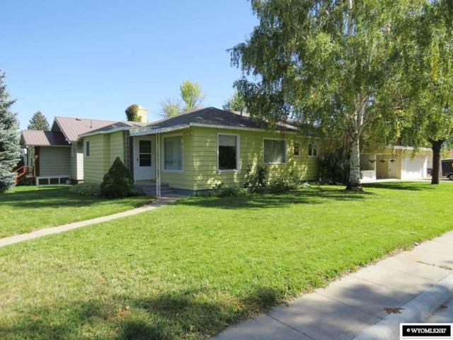 343 N 1st Street, Riverton, WY 82501 (MLS #20176419) :: Lisa Burridge & Associates Real Estate