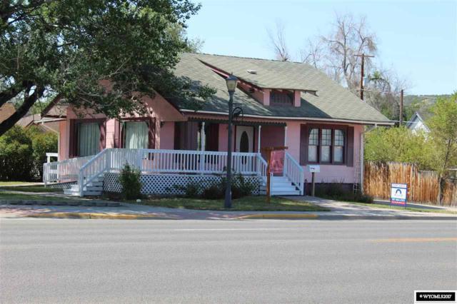 224 S 6th Street, Thermopolis, WY 82443 (MLS #20176433) :: Lisa Burridge & Associates Real Estate