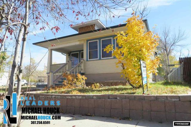 441 Cy Avenue, Casper, WY 82601 (MLS #20176460) :: Lisa Burridge & Associates Real Estate