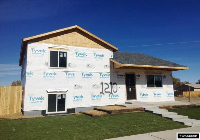 1210 E Park Avenue, Riverton, WY 82501 (MLS #20176472) :: Lisa Burridge & Associates Real Estate