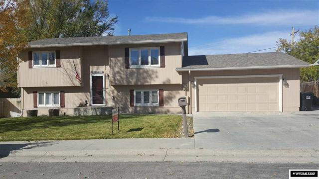 2212 Shumway Avenue, Casper, WY 82601 (MLS #20176480) :: Lisa Burridge & Associates Real Estate
