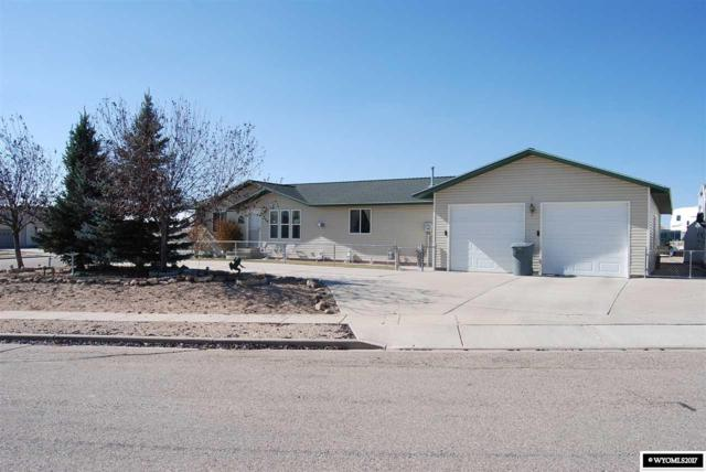 324 Arrowhead Dr., Evanston, WY 82930 (MLS #20176495) :: Lisa Burridge & Associates Real Estate