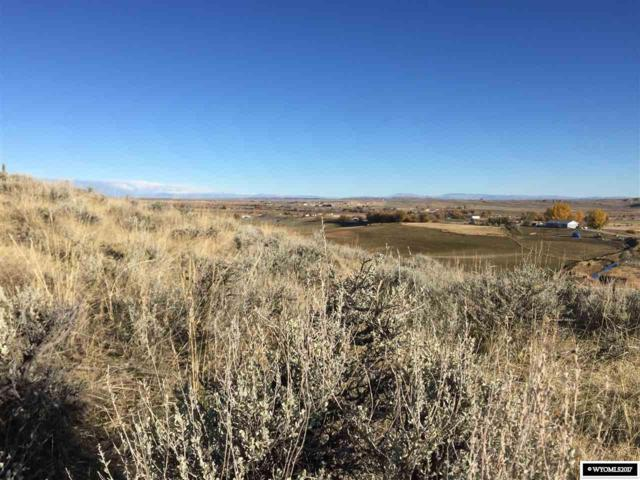 00 Rosewood Ave Rosewood West Subdivision Lot: 01, Lander, WY 82520 (MLS #20176550) :: RE/MAX Horizon Realty