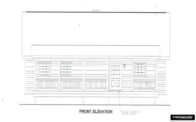 23 Spring Creek Trail, Dubois, WY 82513 (MLS #20176576) :: Lisa Burridge & Associates Real Estate