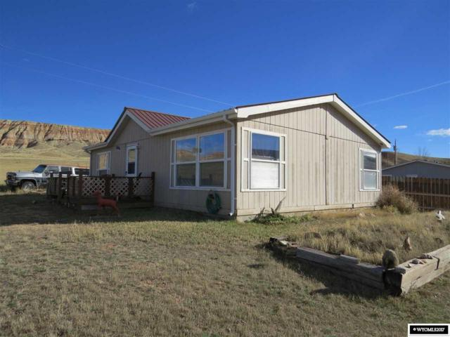 602 Roosevelt, Dubois, WY 82513 (MLS #20176605) :: RE/MAX The Group