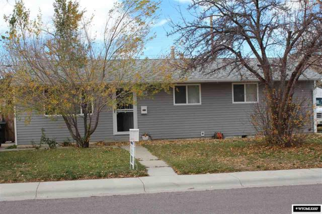 1704 Laramie Avenue, Casper, WY 82604 (MLS #20176609) :: RE/MAX The Group