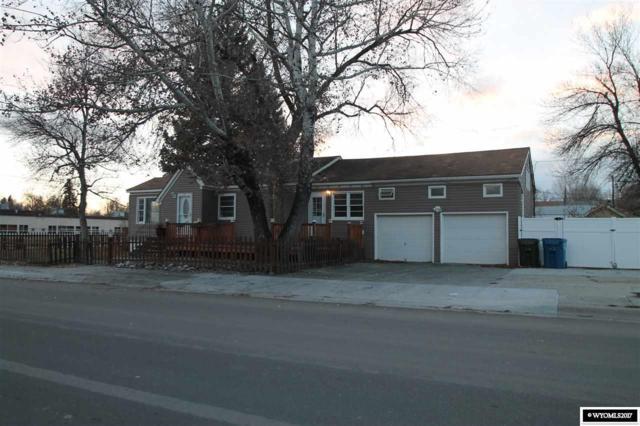 606 N First Street, Riverton, WY 82501 (MLS #20176737) :: Real Estate Leaders