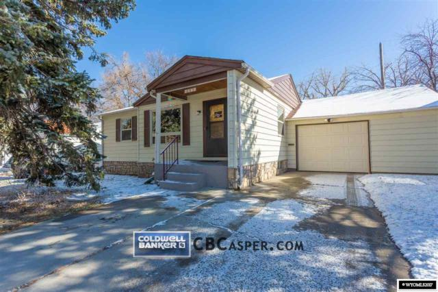 2543 S Coffman Avenue, Casper, WY 82604 (MLS #20176748) :: RE/MAX The Group