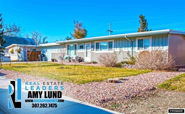 2924 Windsor Place, Casper, WY 82604 (MLS #20176754) :: RE/MAX The Group