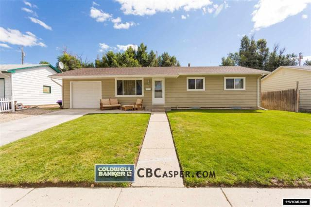 1831 Lennox, Casper, WY 82601 (MLS #20176756) :: RE/MAX The Group