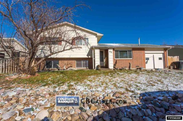 42 Sagebrush, Casper, WY 82604 (MLS #20176768) :: RE/MAX The Group