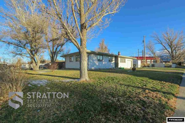 177 Valley Drive, Casper, WY 82604 (MLS #20176773) :: RE/MAX The Group