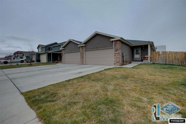 717 Reshaw Circle, Evansville, WY 82636 (MLS #20176784) :: RE/MAX The Group