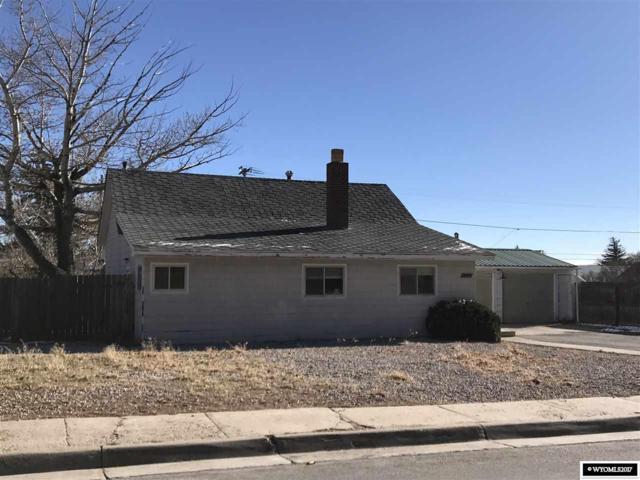 925 12th Street, Rawlins, WY 82301 (MLS #20176794) :: Lisa Burridge & Associates Real Estate