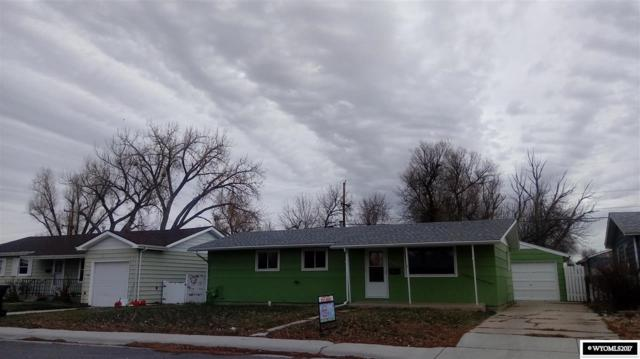 1705 Fetterman Avenue, Casper, WY 82604 (MLS #20176814) :: RE/MAX The Group