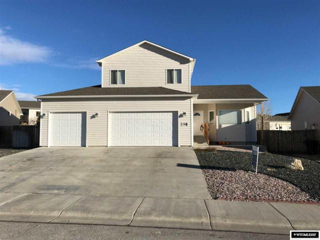 6740 Whiskey Gap Road, Casper, WY 82604 (MLS #20176824) :: RE/MAX The Group
