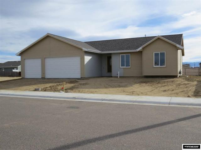 2023 Kalina Trail, Bar Nunn, WY 82601 (MLS #20176838) :: RE/MAX The Group