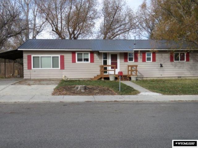 1365 Goodrich Drive, Lander, WY 82520 (MLS #20176842) :: Lisa Burridge & Associates Real Estate