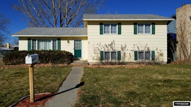 1701 Crest Way, Worland, WY 82401 (MLS #20176850) :: Real Estate Leaders