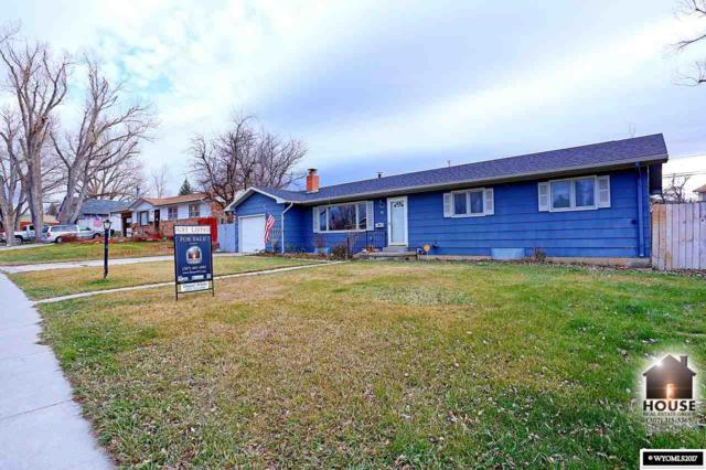 90 Valley Drive, Casper, WY 82604 (MLS #20176890) :: RE/MAX The Group