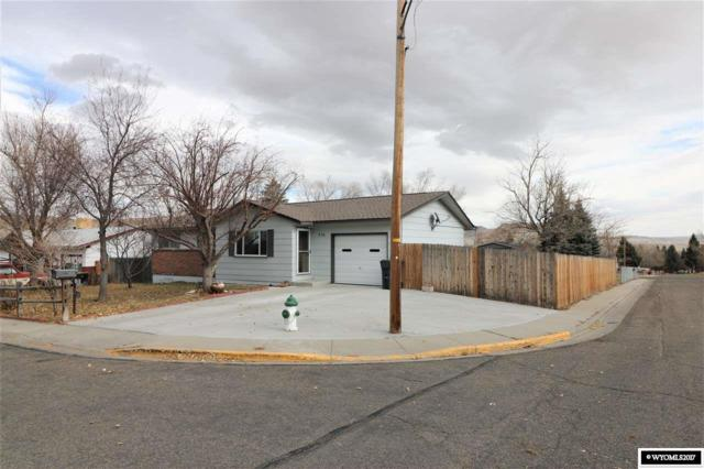 370 Driftwood Street, Green River, WY 82935 (MLS #20176892) :: Real Estate Leaders