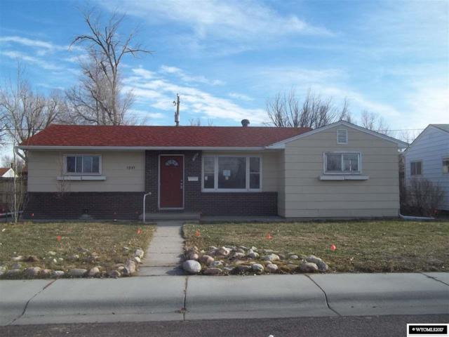 1537 Cody, Casper, WY 82604 (MLS #20176893) :: RE/MAX The Group