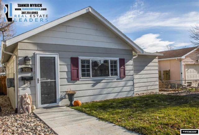 1411 S Jackson, Casper, WY 82601 (MLS #20176902) :: RE/MAX The Group