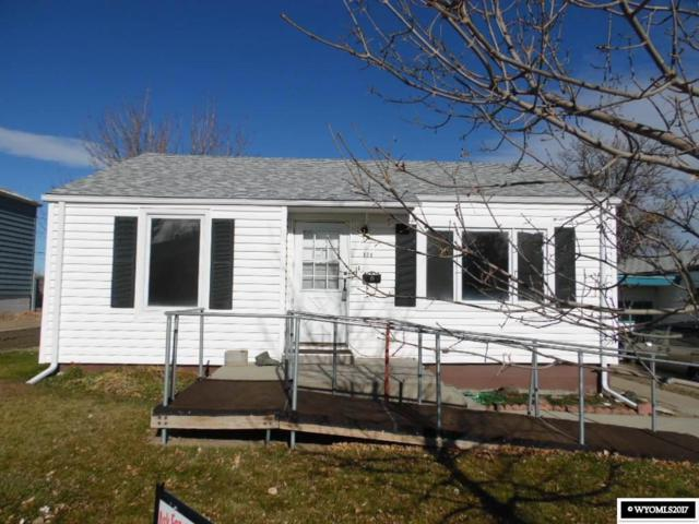828 E 13th, Casper, WY 82601 (MLS #20176908) :: RE/MAX The Group