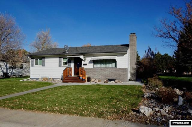 2727 W A Street, Torrington, WY 82240 (MLS #20176911) :: Lisa Burridge & Associates Real Estate