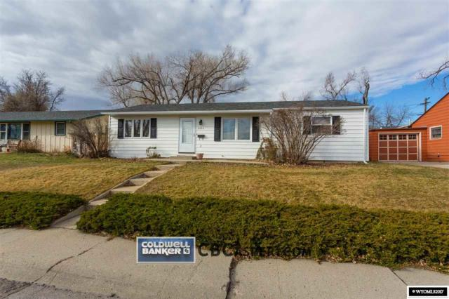 2220 S Mitchell, Casper, WY 82601 (MLS #20176912) :: RE/MAX The Group