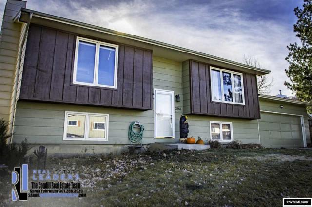 2361 Breck Avenue, Casper, WY 82601 (MLS #20176916) :: RE/MAX The Group