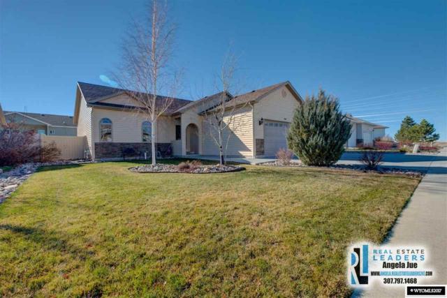 6109 Coronado, Casper, WY 82609 (MLS #20176920) :: Real Estate Leaders