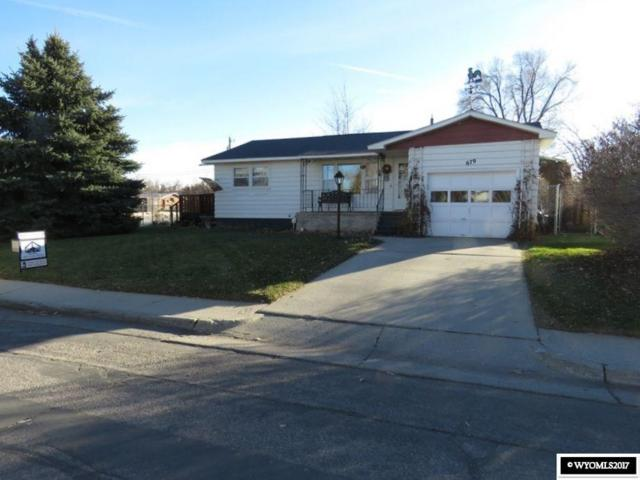 679 Cascade Street, Lander, WY 82520 (MLS #20176937) :: RE/MAX The Group