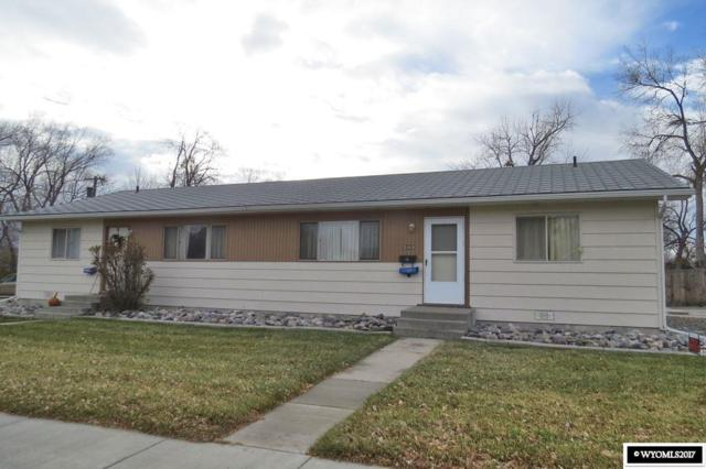 203 & 205 E Pershing Avenue, Riverton, WY 82501 (MLS #20176939) :: RE/MAX The Group