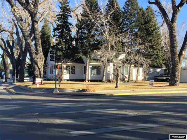 587 Main Street, Buffalo, WY 82834 (MLS #20177019) :: Lisa Burridge & Associates Real Estate