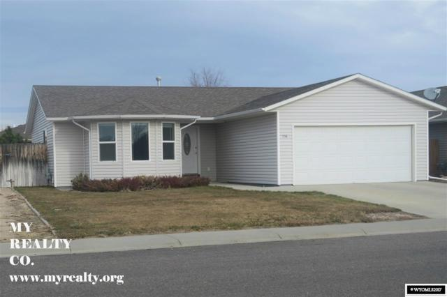 106 Bow Street, Douglas, WY 82633 (MLS #20177021) :: RE/MAX The Group
