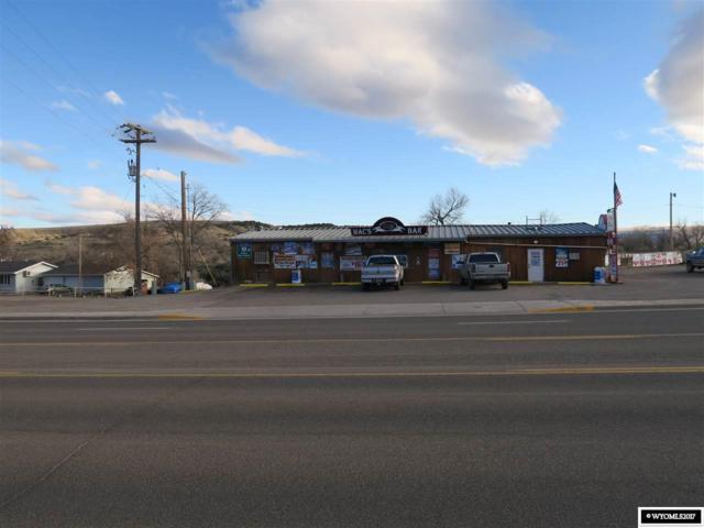907 Shoshoni, Thermopolis, WY 82443 (MLS #20177024) :: Lisa Burridge & Associates Real Estate